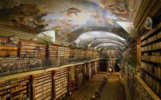 Clementinum Library in Prague is World's most Stunning Library