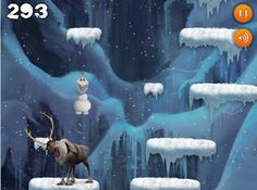 #Disney #Frozen Games