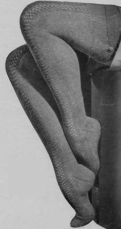 My Vintage Knitting Pattern Wishlist - Mode für Frauen Vintage Knitting, Lace Knitting, Knitting Socks, Knitting Patterns, Crochet Patterns, Cable Knit Socks, Crochet Socks, Wool Socks, Knit Crochet