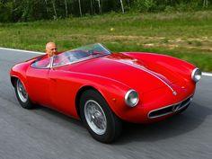 Alfa Romeo 2000 Sportiva Spider (1954)