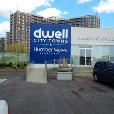 Humber Mews and Dwell are now in one spot at 2 Holiday Drive in Etobicoke. City, Holiday, Vacations, Holidays, Holidays Events, Vacation