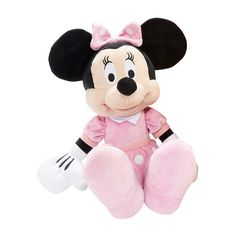 Minnie Mouse Plush Toy | Kmart Christmas Presents, Minnie Mouse, Plush, Toys, Disney Characters, Xmas Gifts, Activity Toys, Clearance Toys, Gaming