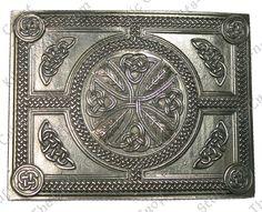$45 http://www.kilts-n-stuff.com/kilt/kilt-belt-buckle/pewter-celtic-cross-buckle.html