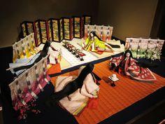 Heian period — Encyclopedia of Japan Japanese History, Japanese Culture, Japanese Art, Heian Era, Heian Period, Diy And Crafts, Arts And Crafts, Asian Doll, Ichimatsu