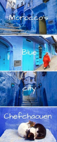 A guide to travel in Chefchaouen Morocco. Including riads to stay in, food to eat, things to do, pictures of people, inspiration and photography, and bucket list item check offs.