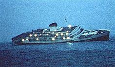 Andrea Doria was an Italian luxury liner that capsized on July 26, 1956 after being struck by the freighter Stockholm off Nantucket. The liner was carrying 1200 passengers and 500 crew and incredibly was hit in the worst possible spot, preventing damage control and restricting fuel to the pumps. With limited ability to control the flooding, the ship succumbed after 11 hours of struggle in 236 feet of water. The captain was the last man off the ship. Fifty two passengers died in the…
