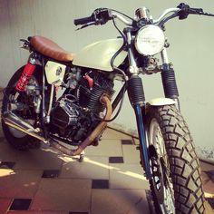 Honda xl 125 tracker