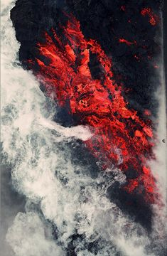 Our Lava Collection comfort furniture is available in Burnt Orange, Ash Gray and Magma Red - perfectly matching this volcano eruption. Apple Wallpaper, Galaxy Wallpaper, Wallpaper Backgrounds, Iphone Wallpaper, Red Aesthetic, Colorful Wallpaper, To Infinity And Beyond, Nature Photography, Photography Backdrops