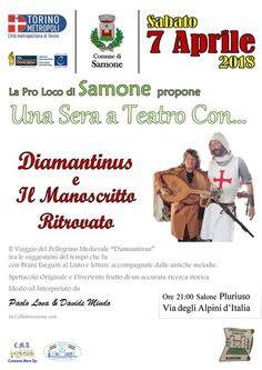 Platea Medievale: Diamantinus e il Manoscritto Ritrovato