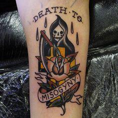 Talk To Me! — fallxasleep:   ☾ tattoo blog here ☽