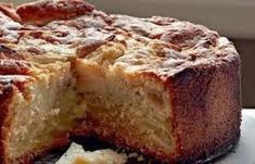 Greek Recipes, My Recipes, Cooking Recipes, Favorite Recipes, Apple Cake Recipes, Apple Desserts, Dessert Recipes, Greek Sweets, Food Decoration