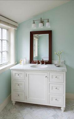 Por Bathroom Paint Colors