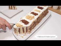 3 MALZEME İLE EN KOLAY🏆EFSANE PASTA🏆Ayrıntılı Tarifi ile BİSKÜVİ PASTASI - YouTube Baking Recipes, Cookie Recipes, Pasta Cake, Vanilla Cake, Tiramisu, Food And Drink, Cookies, Fruit, Eat