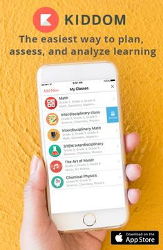 Everything you need for teaching, all in one place.