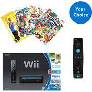 Nintendo Wii Ultimate Bundle - $60 Value!
