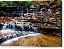 Archangel Falls Canvas Print by James Marvin Phelps