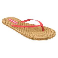 1caa04137f5aca Women s Jams World Flip Flop Sandals - Coral (Pink) 5. Coral SandalsCoral  ShoesCoral PinkShoes SandalsFlip Flop SandalsFlip FlopsFootwearTargetShoe