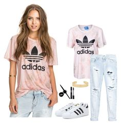 """""""ADIDAS"""" by eellcat on Polyvore"""