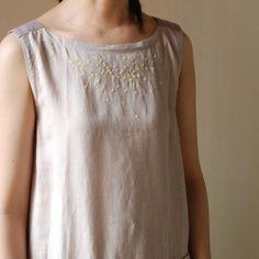 [Конверт онлайн магазин] Sleeveless платье белье bird HOUSE & HOME