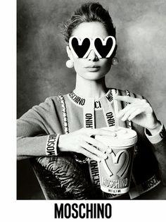 Moschino – ADV Campaign FW 2014-15 #moschino @Moschino #adv #campaign #FW #fall #winter #2014 #2015 #fashion #style #look #woman See more pics at: http://www.bookmoda.com/?p=12480
