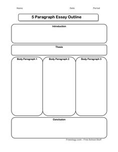 elementary research paper outline template | ... outline on your ...