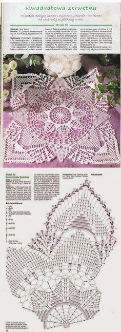 Knitting hook-illustrations> Motive
