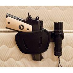Pistol Holster & Bed Mount