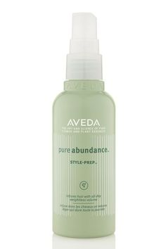 "Aveda's Pure Abundance Style-Prep is one of Reyman's top picks for soft-textured hair. ""It's very cleansing — it feels rough and dry when you use it, and that's the palette I want when working with this hair type.""Aveda Pure Abundance Style-Prep, $24, available at Aveda. #refinery29 http://www.refinery29.com/how-to-shop-for-hair-products#slide-6"