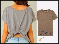 revise remake upcycle t-shirt - Upcycling Blog, #Blog #remake #revise #Tshirt #upcycle #Upcycling