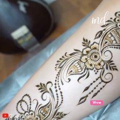 TATTOO Perfect for the festival season.Perfect for the festival season. Henna Hand Designs, Eid Mehndi Designs, New Bridal Mehndi Designs, Tattoo Design For Hand, Modern Mehndi Designs, Mehndi Design Photos, Beautiful Henna Designs, Latest Mehndi Designs, Mehndi Designs For Hands