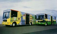 New Zealand bookmobiles