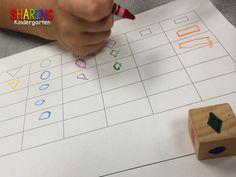 Shapes and More Shapes - Sharing Kindergarten