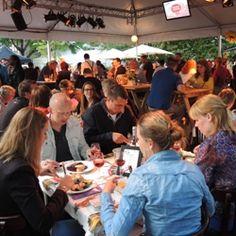 Gouda Culinair is de afgelopen jaren uitgegroeid tot één van de drukst bezochte en succesvolste evenementen van Gouda. Naast de duizenden bezoekers heeft ook het bedrijfsleven in deze regio het evenement ontdekt. En dat is niet voor niets!