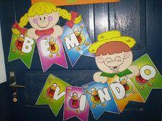 Dicas de decoração para             F es ta J un i na                      Com inspiração nas festas que ocorrem nesse mês, comecei a sel...