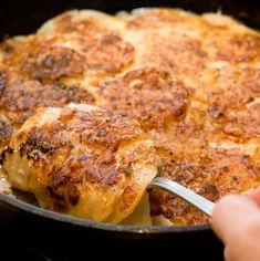 turnip gratin Thm Recipes, Side Dish Recipes, Vegetable Recipes, Side Dishes, Cooking Recipes, Healthy Recipes, Pioneer Woman Pecan Pie, Pioneer Woman Recipes, Pioneer Women