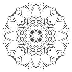 Mandalas Coloring Sheets free printable mandala coloring pages quilting pattern Mandalas Coloring Sheets. Here is Mandalas Coloring Sheets for you. Mandalas Coloring Sheets geometric mandala coloring page free printable ebook. Mandala Art, Mandala Design, Design Lotus, Mandalas Drawing, Mandala Pattern, Dot Painting, Zentangles, Sun Mandala, Pointillism