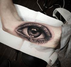 Realistic Eye Guys Inner Arm