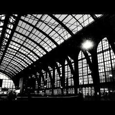 Train Station - Antwerp, Belgium