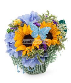 Золотистый полдень http://www.sendflowers.ru/rus/flowers/ac791.html
