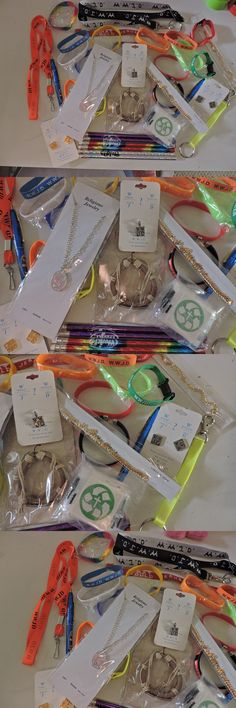 Wristbands 112603: Lot Of 100 Wwjd (W.W.J.D.)What Would Jesus Do Items (Bracelets,Pencils,Jewelry) BUY IT NOW ONLY: $149.99