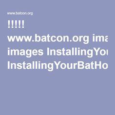 !!!!!  www.batcon.org images InstallingYourBatHouse_WoodenPost_SteelPole.pdf