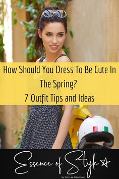 How Should You Dress To Be Cute In The Spring? I am sharing 7 outfits tips and ideas to help you get Spring started off fashionably correct! Suit Fashion, Daily Fashion, Business Casual Men, Men Casual, Cute Maxi Dress, Cute Spring Outfits, Men Looks, Mens Clothing Styles, Looking For Women