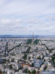 Sky High in Paris - The Londoner