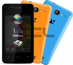 Telefon Mobil Allview A4 You Dual SIM Black a4 you