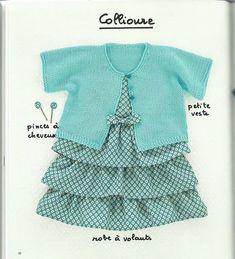 Albums archivés Peplum, Crochet, Couture, Wool, Knitting, Albums, Catalogue, Stitches, Fashion