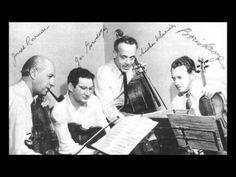 Beethoven - String quartet n°12 op.127 - Budapest 1952 - YouTube