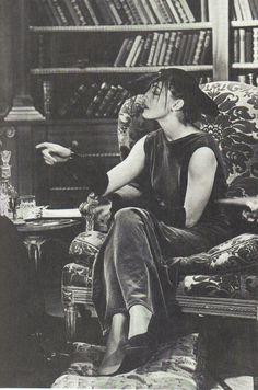 Szenenbild, Brigitte Helm, Fürst Woronzeff  1934.