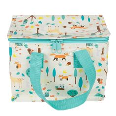 Whimsical Woodland Lunch Bag