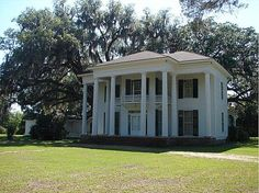 Great Oaks in Greenwood, Florida, was built in 1860 by the Bryan family, and is one of the many antebellum structures found in Greenwood.