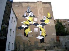 Polish City Embraces Street Art - My Modern Metropolis